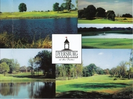 Dyersburg Country Club at The Farms